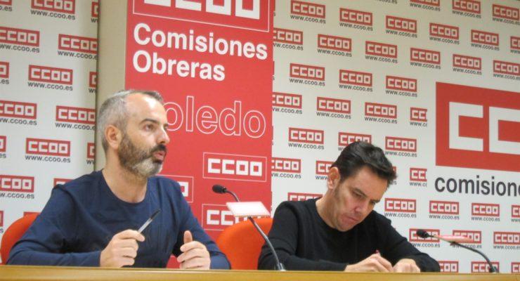 Los sindicatos amenazan con huelga de consumo a la patronal del Comercio en Toledo