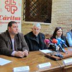 Cáritas ha intervenido en 250 procesos de desahucios en 74 municipios de la provincia desde el 2013