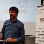 Sergio Ortiz, candidato a la Secretaría General de Podemos Talavera