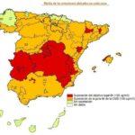 """Toda la población castellano-manchega respira un aire """"perjudicial para la salud"""""""