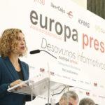 Meritxell Batet inaugurará en Toledo el V Congreso Iberoamericano de Innovación Pública
