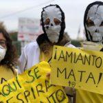 Piden ayuda a Pedro Sánchez para retirar el amianto en Toledo