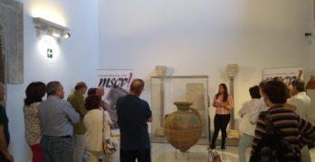 La desconocida pieza del suntuoso palacio de Al Ma'Mun que esconde el Taller del Moro en Toledo