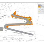 La Bajada de los Desamparados contará con dos áreas de aparcamiento y varias mejoras urbanas