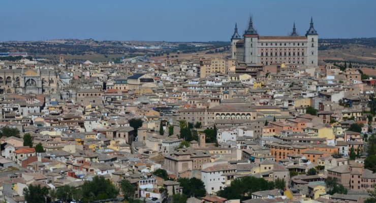 Toledo estudia cómo regular las 490 viviendas de uso turístico que se ofertan, el 87% en el Casco
