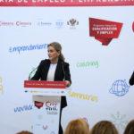 La Feria de Empleo y Emprendimiento de Toledo da a conocer a los jóvenes ofertas laborales de 40 empresas