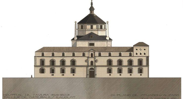 El hospital de Tavera, el primer edificio renacentista puro de Castilla que inspiró a El Escorial