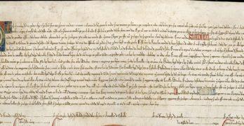 De Sancho IV a Jacinto Benavente: más de cien manuscritos para estudiosos de la paleografía