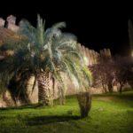 Iluminan más de 300 metros de muralla para resaltar la monumentalidad de Toledo