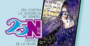 Illescas se vuelca con el Día Contra la Violencia de Género