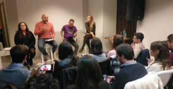 Enfrentamiento interno y algunos puntos en común en el debate de las primarias de Podemos