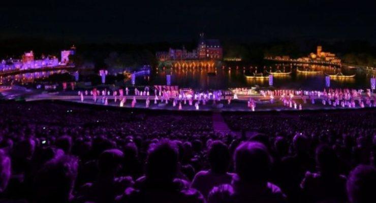 Puy du Fou confía en ofrecer su primer espectáculo nocturno el 30 de agosto de 2019