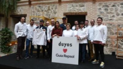Los mejores cocineros de la región refrendan en Toledo el buen momento de la gastronomía castellano-manchega