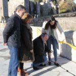 El PP pedirá explicaciones a Pedro Sánchez por la rotura del suelo del puente de Alcántara