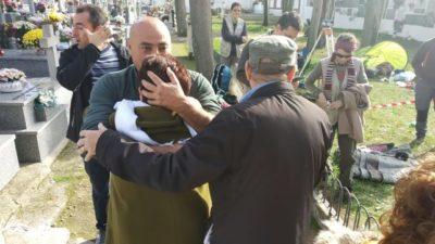 La familia del talaverano fusilado en la dictadura, Enrique Horcajuelo, esperanzada tras la exhumación