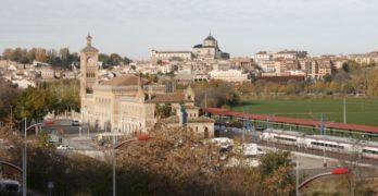 La estación de tren de Toledo se prepara para celebrar su centenario