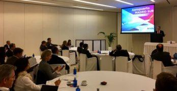 Respaldo del sector de la aviación ejecutiva al futuro aeropuerto Madrid Sur