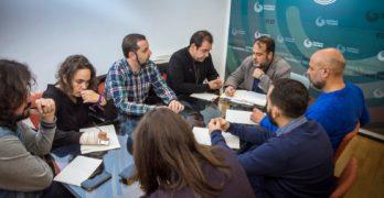 """Hacer primarias abiertas será """"la última"""" opción para conformar las listas de la confluencia IU-Podemos"""