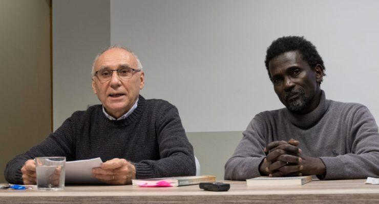 """El mundo de """"miedo y angustias"""" en el que Ismael Diadié soñaba con """"poder dormir"""" y salvar el Fondo Kati"""