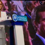 Cospedal deja el escaño pidiendo perdón a sus compañeros del PP en la región y en Toledo