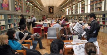 CiBRA convertirá la Biblioteca del Alcázar en una sala de cine con la vida de Pepe Mujica