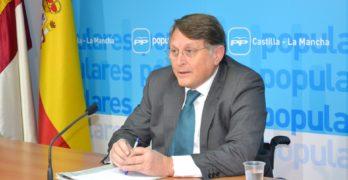 Francisco Vañó ocupará el escaño en el Congreso que deja Cospedal
