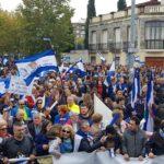 Miles de talaveranos vuelven a clamar por la comarca un año después de su histórica protesta
