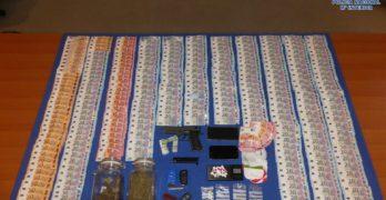 Desarticulan un grupo criminal que vendía cocaína en una tienda de alimentación de Talavera