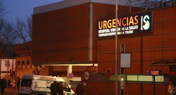 El herido de Ontígola recibió un disparo en el pie de un guardia civil al que intentó atropellar