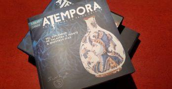 Más de 4.000 alumnos han visitado la exposición 'aTémpora' con guías y recursos didácticos