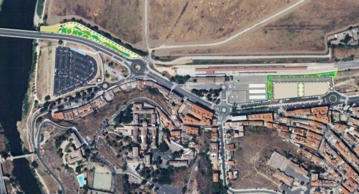 Adif subasta en Toledo una parcela por 2,5 millones de euros para construir viviendas al lado de la estación