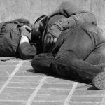 Personas sin hogar. Nadie sin hogar