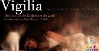 'Vigilia', la espera temporal al sueño desde la mirada artística de Beatriz Díaz