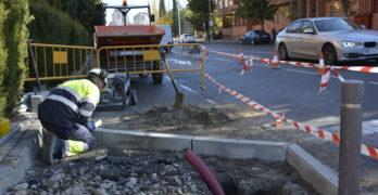 El Ayuntamiento de Toledo ultima la renovación de alumbrado en Río Valdemarías y aledañas