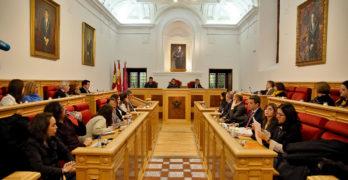 PSOE y Ganemos aprueban en solitario los últimos presupuestos de la legislatura en Toledo