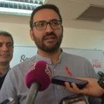 """El número 2 del PSOE regional dice que acabar con el amianto en Toledo depende de la """"autorización judicial"""""""