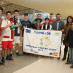 Las selecciones de Deporte Escolar promocionarán a Torrijos como Villa Europea del Deporte 2019