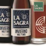 La Sagra lanza su nueva cerveza de invierno con miel y anís