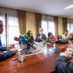 """El delegado del Gobierno lamenta que Talavera """"siempre ha tenido cierto olvido de unos y de otros"""""""