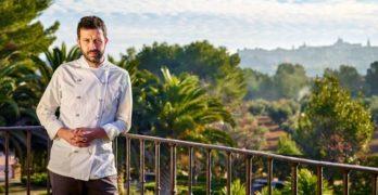 Iván Cerdeño traslada su cocina con Estrella Michelin al Cigarral del Ángel de Toledo