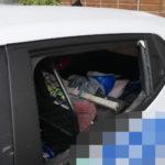Detienen a un hombre por robar en cinco vehículos en el Polígono a los que rompió las ventanillas con una piedra