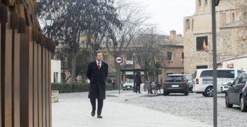 """Page centra su mensaje de Año Nuevo en la """"libertad"""", la """"igualdad"""" y la """"diversidad"""" en España"""