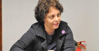 Gloria Elizo (Podemos) cambia Toledo por Madrid para aspirar a renovar escaño en próximos comicios