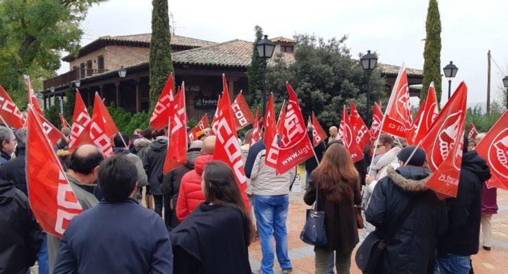 """Denuncian el incremento de la siniestralidad laboral en la provincia y exigen medidas y"""" compromisos"""" a los empresarios"""