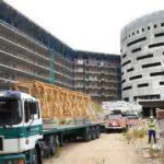 """La adecuación del entorno del nuevo hospital de Toledo contará con """"una inversión potente"""""""