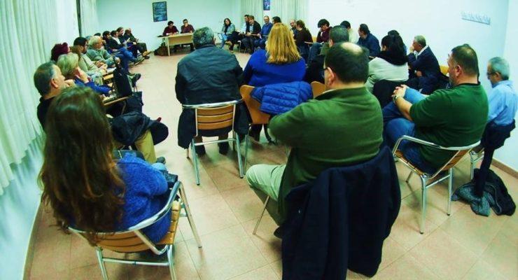 """Ganemos Talavera se presentará a las municipales como """"agente autónomo"""" independientemente de acuerdos de confluencia"""