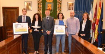 Las empresas talaveranas Forplan y Cervecería La Toná, premiadas por su compromiso en igualdad
