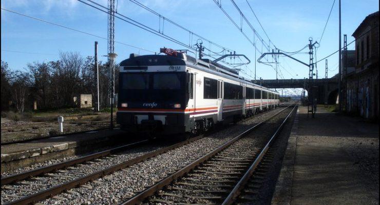 Nueva incidencia en la línea de tren extremeña a su paso por la provincia de Toledo