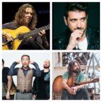 Love of Lesbian, Antonio Orozco, Tomatito o Julián Maeso actuarán en el Teatro de Rojas esta primavera