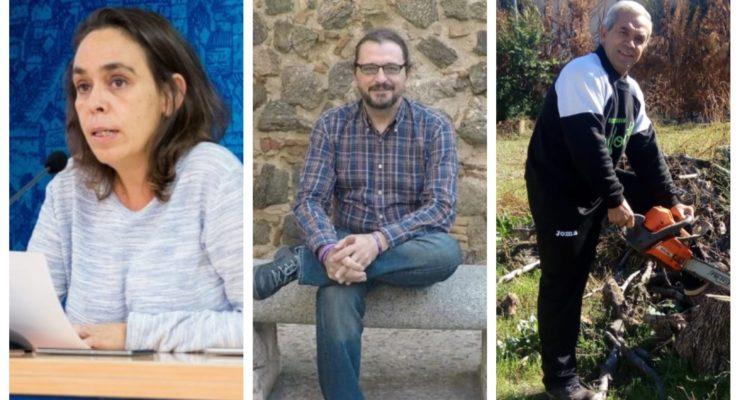 La concejala de Ganemos Helena Galán opta a encabezar la lista de Podemos frente a Pedro Labrado y Ángel de la Cruz